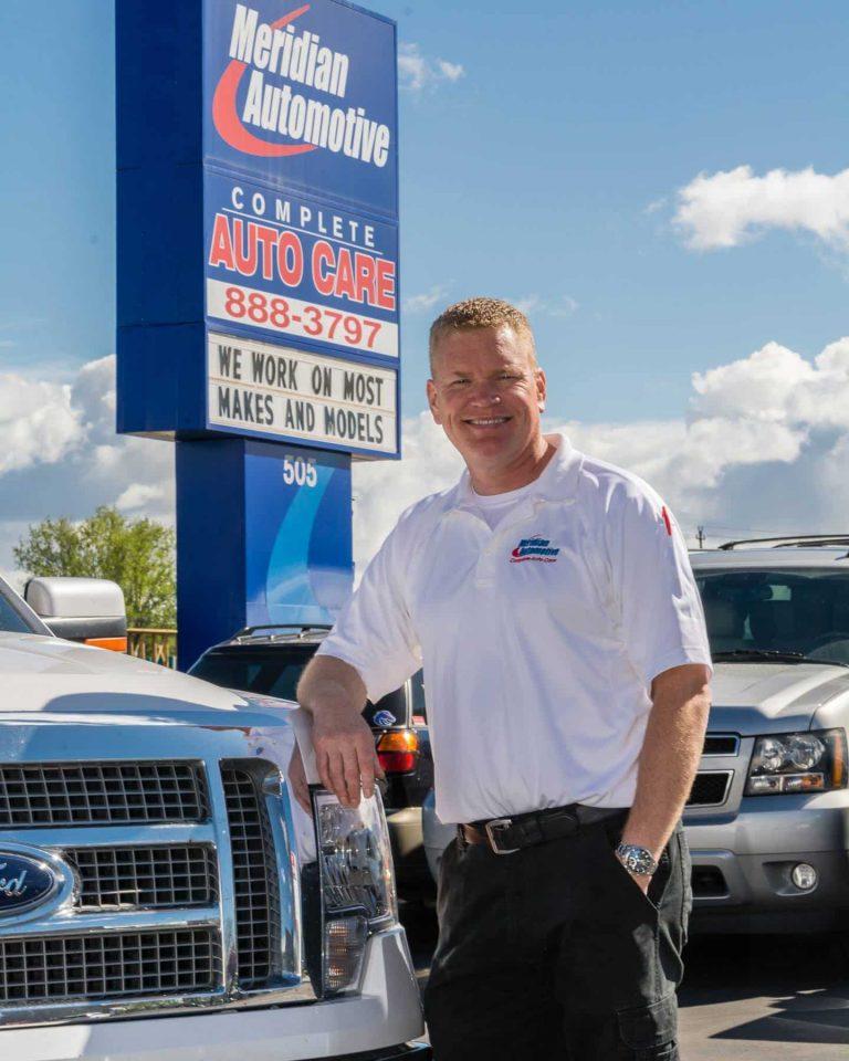 John Nesmith - Owner of Meridian Automotive