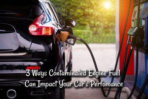 Contaminated Engine Fuel