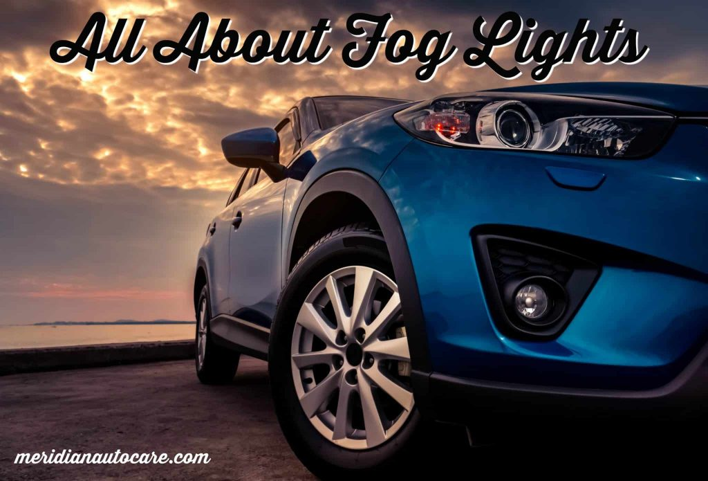All about fog lights