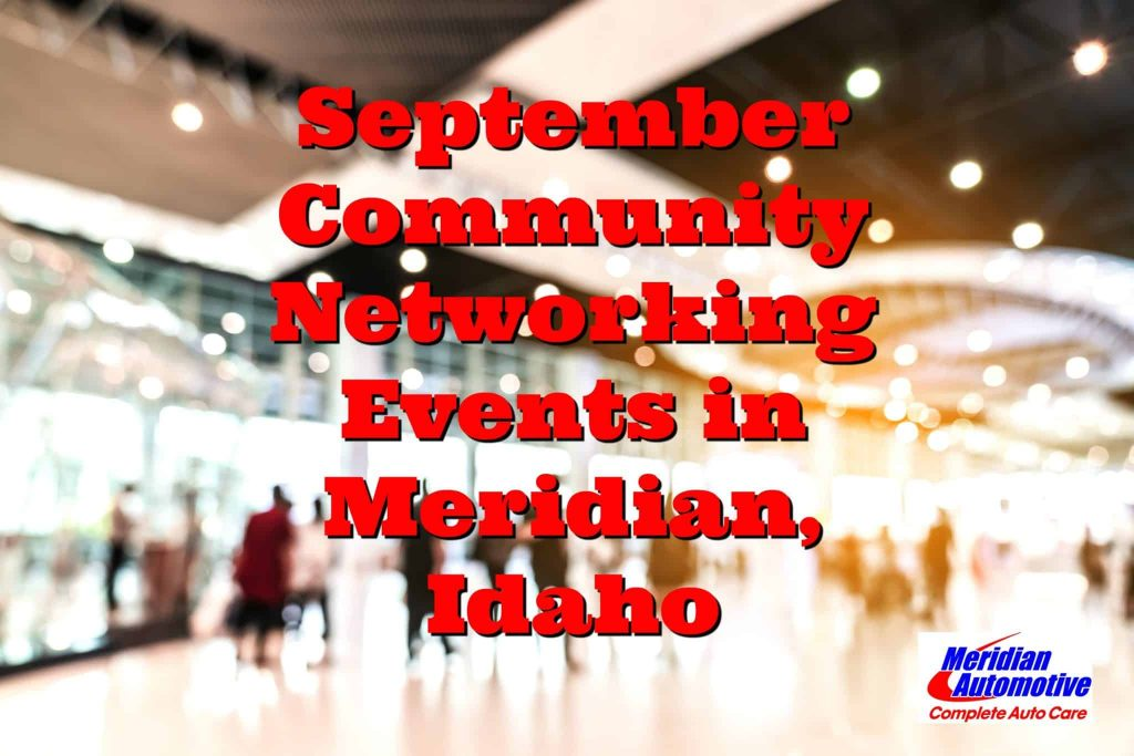 September Community Networking